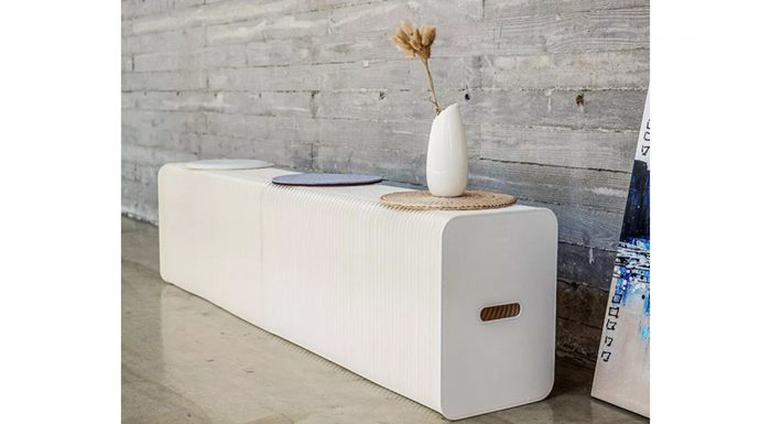 PAPER BENCH